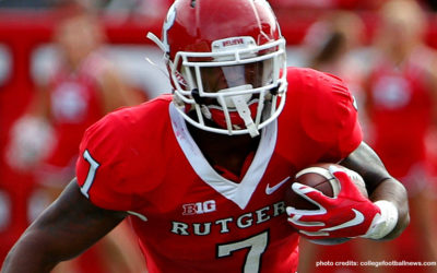 Rutgers University Football Players Charged with Credit Card Fraud